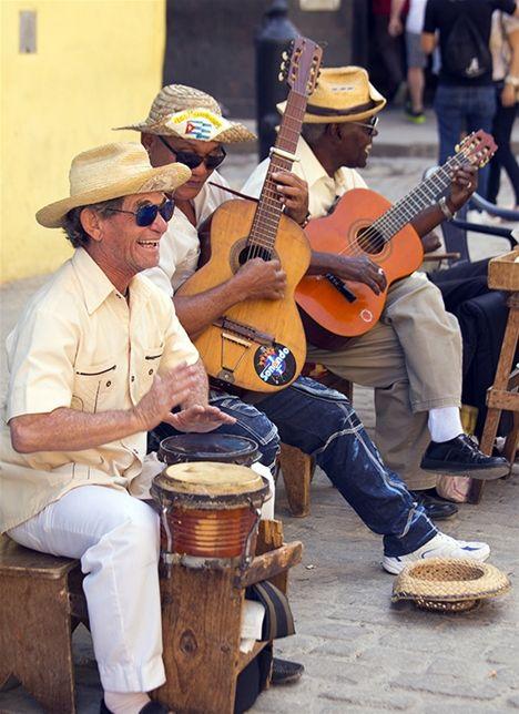 Musik på Kuba