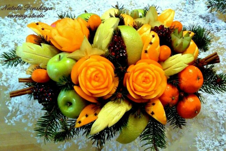 Vegetable Carving With Tomato 1000+ ideas abo...