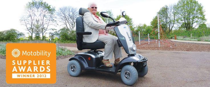 Eden Roadmaster Elite Mobility scooter, Elite, Eden