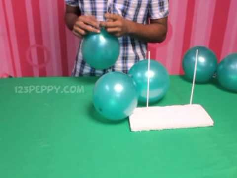 25 best images about balloons balloons balloons on for Water balloon christmas decorations