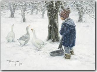 here goose...robert duncan
