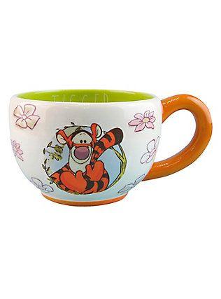 Winnie The Pooh Tigger Teacup,
