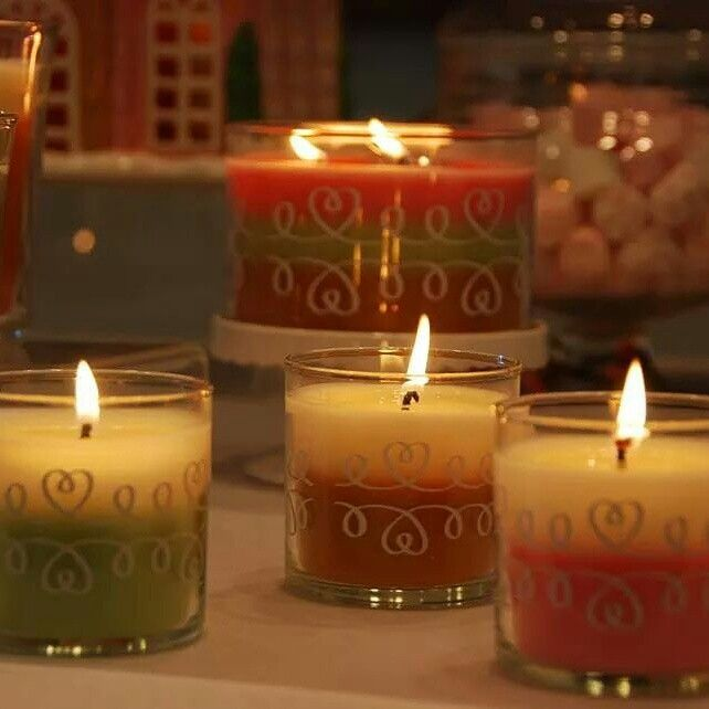 Just Desserts Collection #just_desserts_candle_trio #just_desserts_3_wick #partylite_australia #the_candle_man_brenton_golley www.brentongolley.partylite.com.au