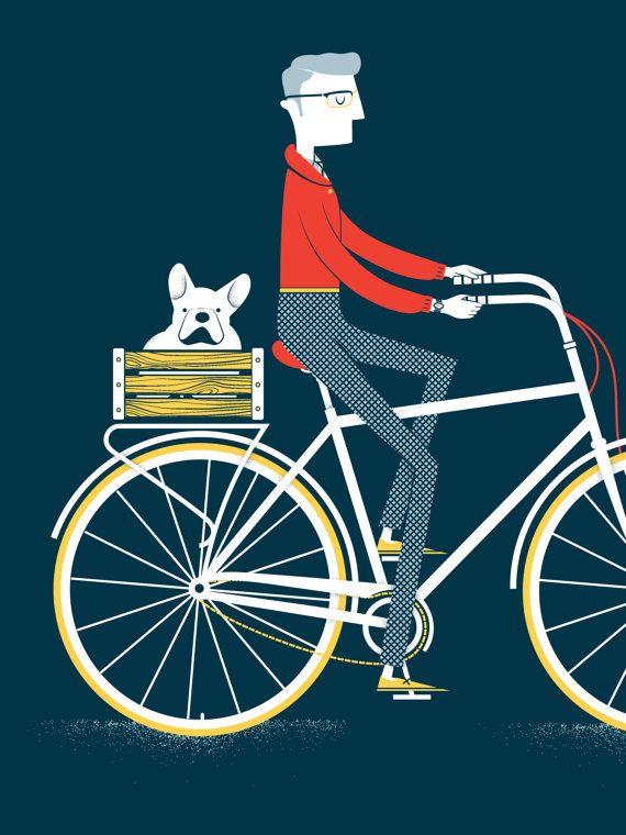 Gentleman on a Bike