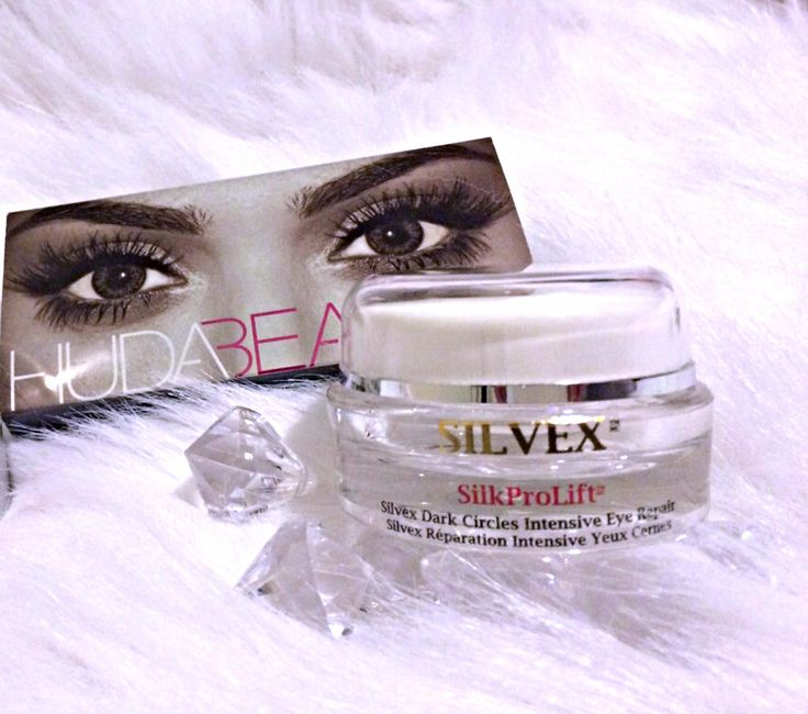 Eye Brightening Cream for Radiant, Beautiful Eyes with Snake Peptide, Retinol, Cucumber Extract  The cream beautifully brightens the appearance of skin around eyes in seconds for younger looking eyes. It helps recapture a youthful appearance eliminating the look of dark under-eye dark circles and puffiness promoting healthy look of ageless eyes. A must have!  http://www.silvexcosmetics.com/silvex-dark-circles-intensive-eye-repair-with-snake-peptide/