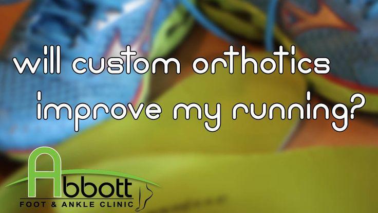Will #orthotics improve your running?