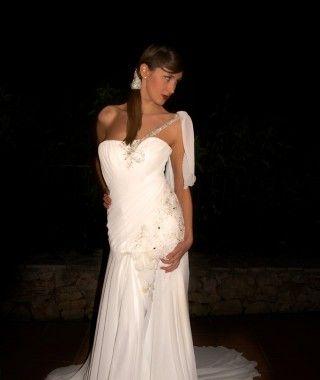 Veragioia Abito da sposa BOUGAINVILLEA 100% Made in Italy