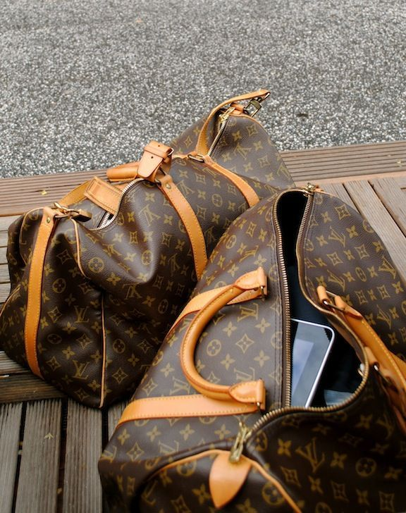 LV carry on luggage