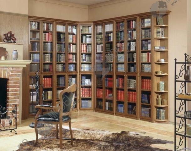 Ev Dekorasyonu Kitaplık Modelleri