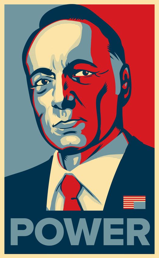 Power / Frank Underwood / House of Cards
