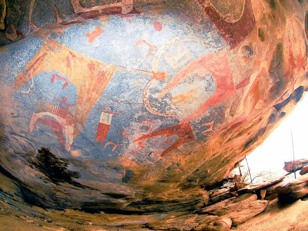 Africa's ancient rock art: Can it be saved from destruction? - Features - Art - The Independent