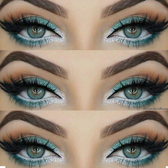 #eyemakeuplook #greeneyemakeup #greeneyeshadow #makeuplook #makeupinspiration #makeupinspo #makeuplove #makeuplover #makeupgeek #makeupobsessed #makeupobsession