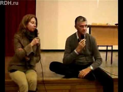 Дизайнер Джулио Капеллини и студенты МАРХИ. Часть 3
