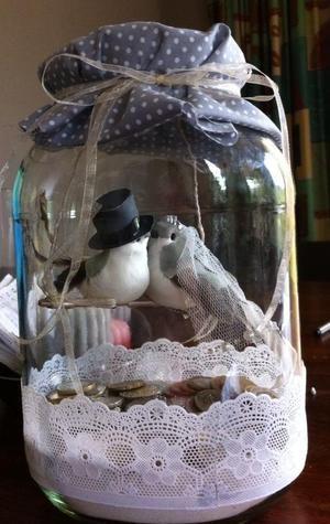 Bekijk de foto van annetM met als titel leuk idee om geld te geven op een bruiloft en andere inspirerende plaatjes op Welke.nl.
