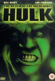 Watch The Death of the Incredible Hulk Online Free 1990 Putlocker