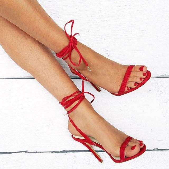 Windsor Smith Red Heels