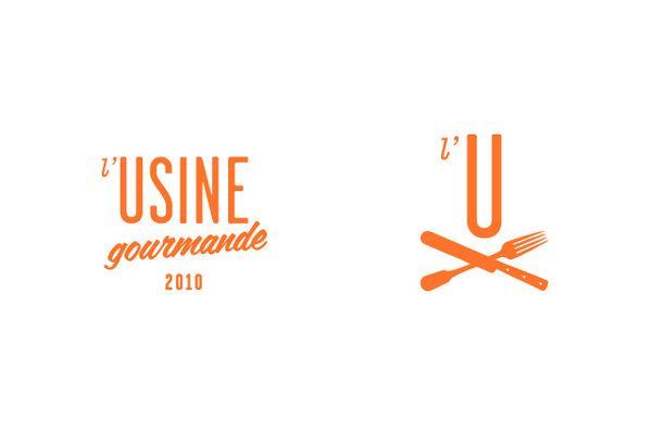 l'Usine Gourmande by Vincent Ramsay-Lemelin, via Behance,