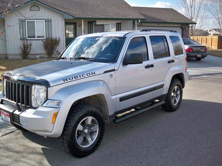 Ver Tema KK elevado Jeep cherokee sport, Jeep liberty