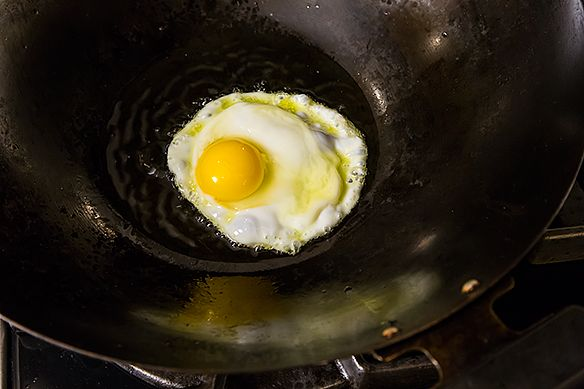 // How to make your Perfect Fried Egg