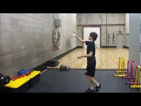 Youth Fitness Single Leg Balance and Coordination