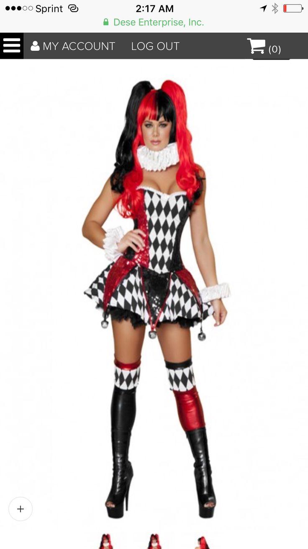 17 best Harley Quinn costume for comic con images on Pinterest ...