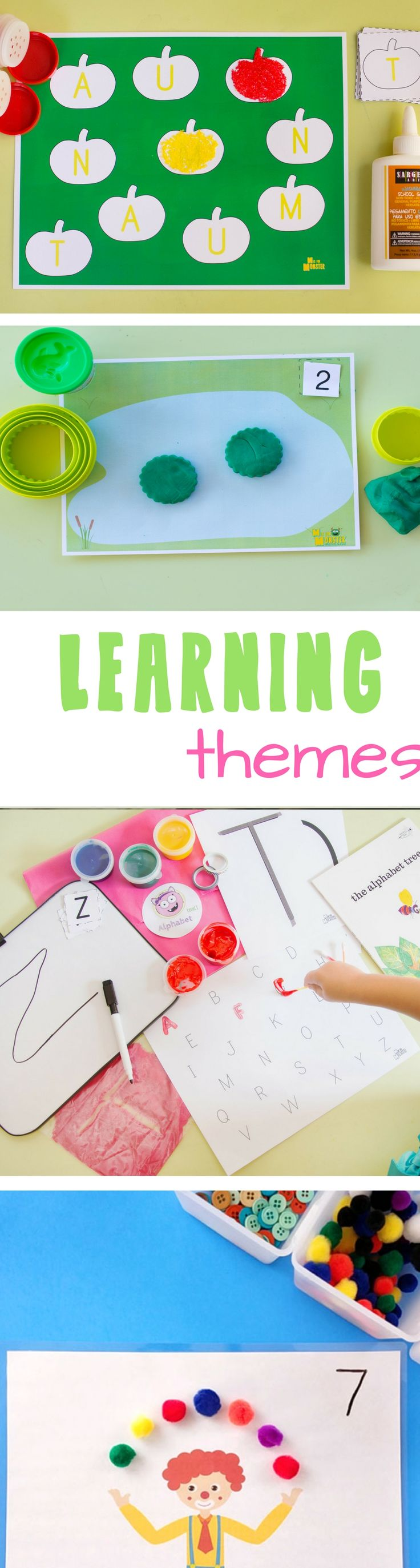 1146 best LEARNING ACTIVITIES images on Pinterest