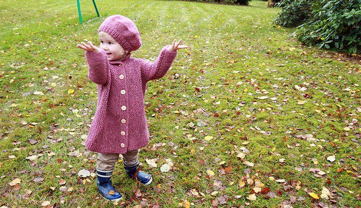 So adorable! Frøkenkåpe medalpelue - Frøkenkåpe med alpelue - Pickles