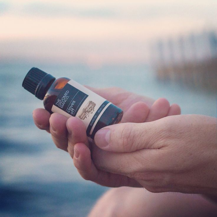 Cloves Off Beard Oil by TheGroomedManCo. Made in Melbourne, Australia.  A touch of cinnamon, cloves and ginger work towards reducing inflammation, irritation and restores skin and beard hair health. Grow your best beard yet with the best beard oil.  www.thegroomedmanco.com #beards #beard #beardoil #australia