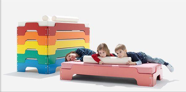 stapelliege von rolf heide und weitere m bel von m ller m belwerkst tten escritorio biblioteca. Black Bedroom Furniture Sets. Home Design Ideas