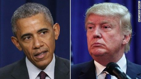 """Donald Trump attacked President Barack Obama on Wednesday calling him """"the worst president in U.S. history"""" after the President sharply criticized the Republican front-runner."""