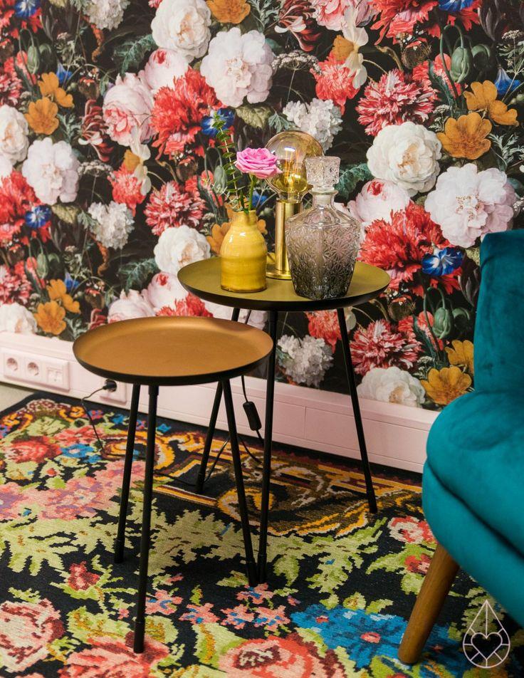 Behang Keuken Kwantum : Meer dan 1000 idee?n over Kleurrijk Behang op Pinterest – Doe-het