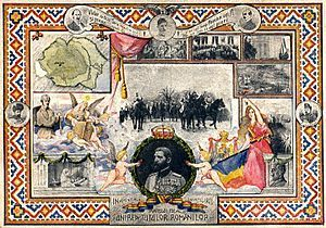 Unirea Transilvaniei cu România - Wikipedia