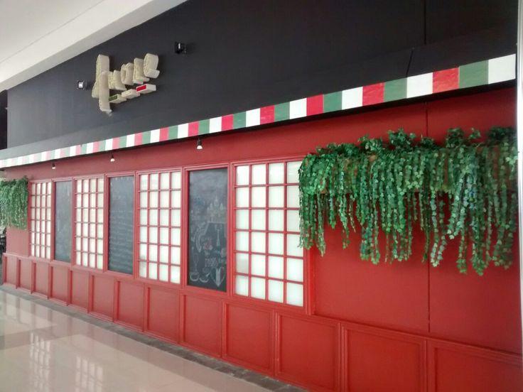 Restaurante Amore del centro comercial Multi Plaza, en Bogotá.