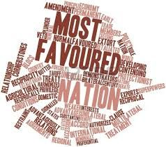 'Most Favoured Nation' clause can be referred to interpret treaties and not to import 'make-available' clause  [2014] 45 taxmann.com 281 (AAR - NewDelhi)   http://www.taxmann.com/topstories/101010000000104777/%E2%80%98most-favoured-nation%E2%80%99-clause-can-be-referred-to-interpret-treaties-and-not-to-import-%E2%80%98make-available%E2%80%99-clause.aspx