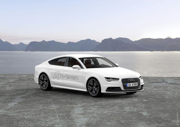Nice Audi 2017: Фото › 2014 Audi A7 Sportback h-tron Quattro Concept Car24 - World Bayers