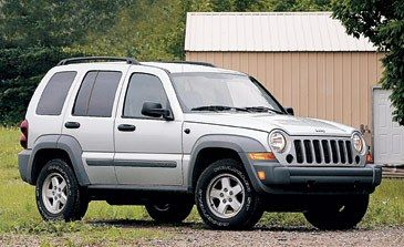 Awesome 2006 Jeep Liberty Diesel