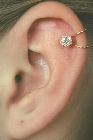 Cartilage earring