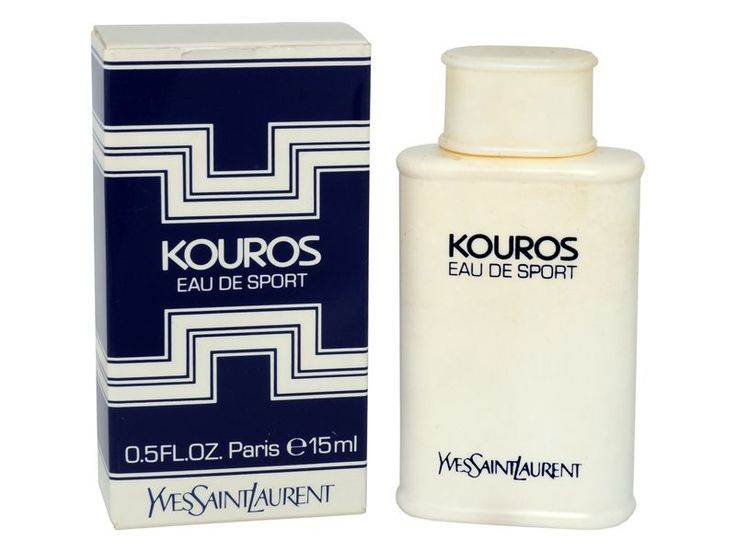 Yves Saint Laurent - Miniature Kouros (Eau de toilette 15ml)