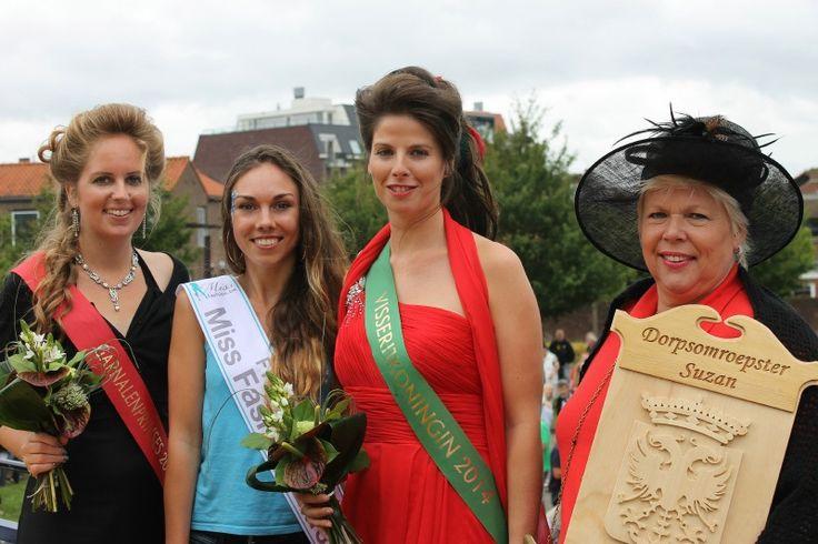 Vicky van Schaik finaliste Miss Fashion in koninklijk gezelschap!