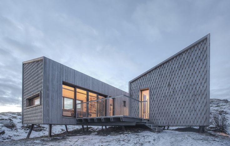 Image 10 of 45 from gallery of Fleinvær Refugium / TYIN Tegnestue + Rintala Eggertsson Architects. Photograph by Pasi Aalto