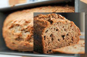 Z tohoto chleba nepřiberete: Naučte se levný a výborný chleba bez mouky, hotový je za okamžik! - Příroda je lék