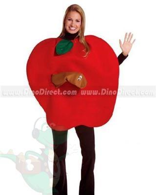 Apple Shaped Christmas Cosplay Costume - US DinoDirect.com