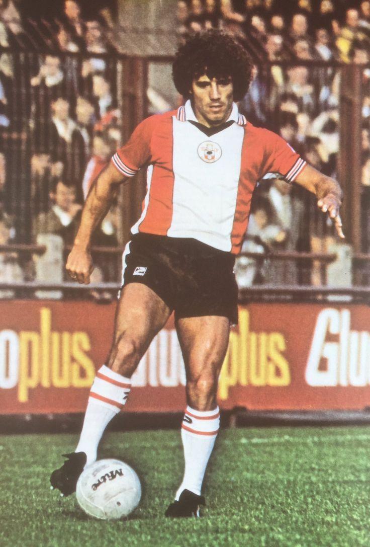 Kevin Keegan of Southampton in 1982.