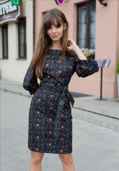 1121923aa23 Платье Pur Pur модель 01-521
