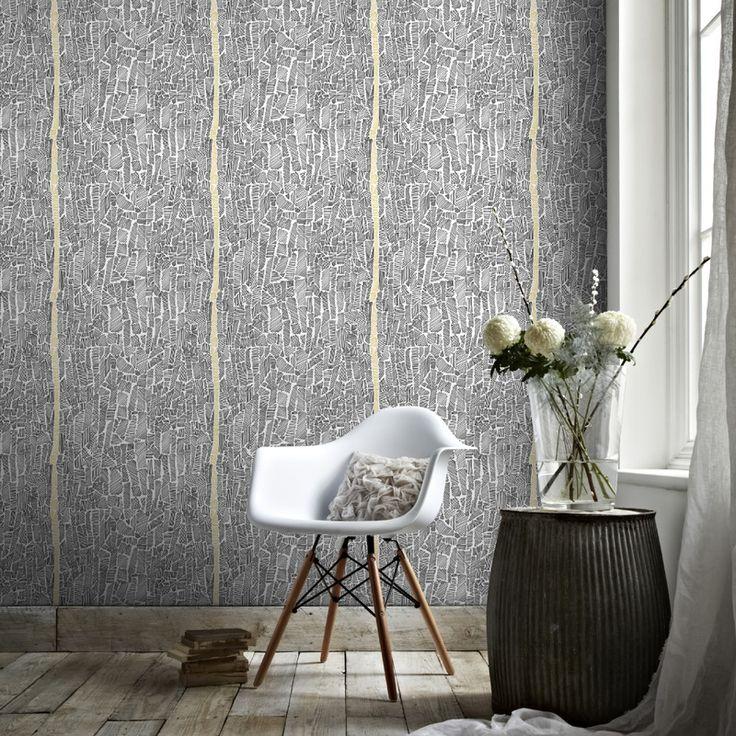 18 best le gris sous toutes ses formes images on pinterest grey paint and wall papers. Black Bedroom Furniture Sets. Home Design Ideas