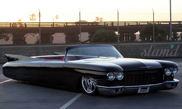Old Classic Cars >> 1960 CADILLAC CRUELLA DE VILLE CONVERTIBLE | Classic Cars | Pinterest | Cadillac, Convertible ...