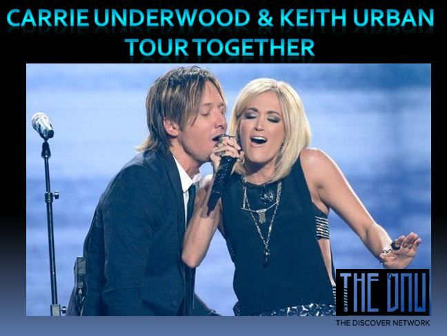 Carrie Underwood are gearing up for another round of shared shows. This time, they're heading overseas to Australia, where the two will close out the year playing arenas in Adelaide, Melbourne, Canberra, Sydney and Brisbane.