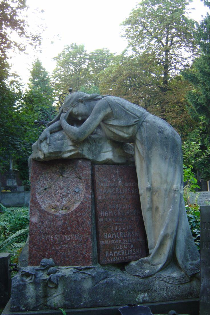 Varsav 2004 Powązki cementery