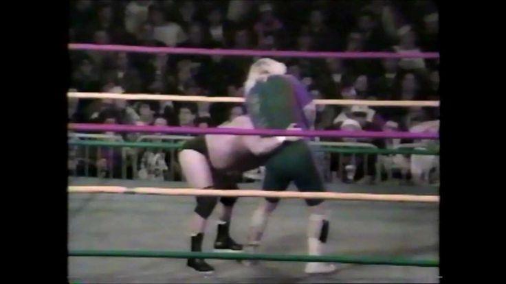 Dean Malenko vs Ray Odyssey ECW 1994