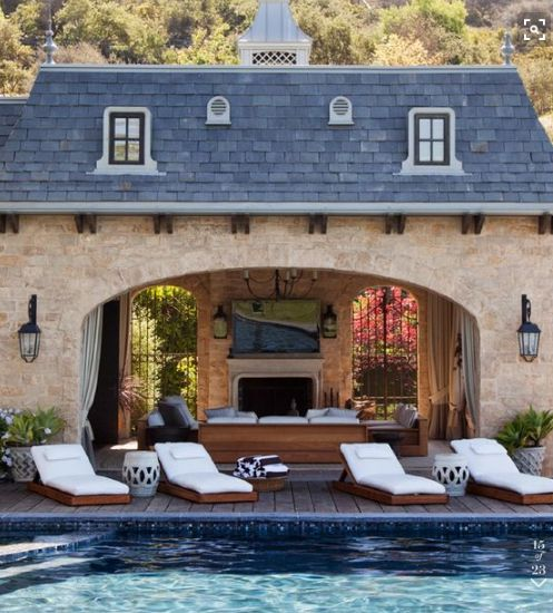 What I Love Wednesday: Truly Extraordinary Outdoor Living